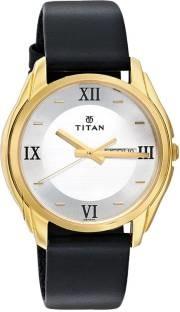 Titan Karishma NH1578YL04 Analog Multi Color Dial Men's Watch (NH1578YL04)