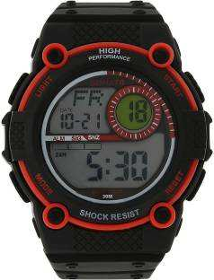 Sonata NH77004PP02J Digital Black Dial Men's Watch (NH77004PP02J)