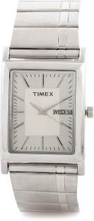 Timex L505 Classics Analog Silver Dial Men's Watch (L505)