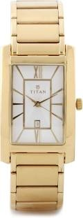 Titan Regalia NH9280YM01 Analog White Dial Men's Watch (NH9280YM01)