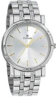 Titan Karishma NH1639SM01 Analog Multi Colour Dial Men's Watch (NH1639SM01)