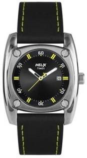 Timex 13HG02 Black Analogue Men's Watch (13HG02)