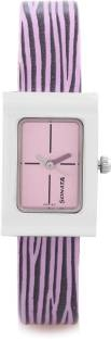 Sonata 8102SL06C Analog Pink Dial Women's Watch (8102SL06C)