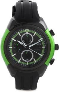 Citizen Eco-Drive CA0289-00E Analog Black Dial Men's Watch (CA0289-00E)