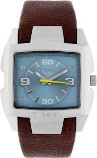 Diesel DZ1629 Brown & Blue Analog Men's Watch