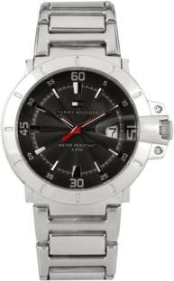 Tommy Hilfiger NTH1790469J Grey Dial Analog Men's Watch (NTH1790469J)