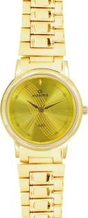 Maxima 26771CMGY Analog Yellow Dial Men's Watch (26771CMGY)