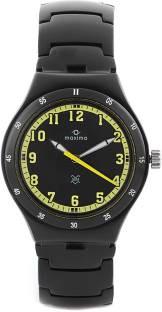 Maxima 23795CMGB Aluminium Analog Black Dial Men's Watch (23795CMGB)