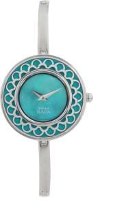 Titan NH2530SM01 Analog Blue Dial Women's Watch (NH2530SM01)