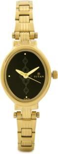 Titan NF2535YM02C Analog Black Dial Women's Watch (NF2535YM02C)