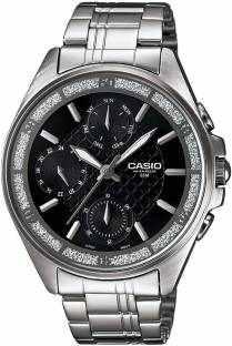 Casio Enticer A855 Analog Watch (A855)