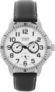 Citizen AG8310-08A Analog White Dial Men's Watch (AG8310-08A)