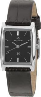 Maxima 29083LMGI Attivo Analog Black Dial Men's Watch (29083LMGI)