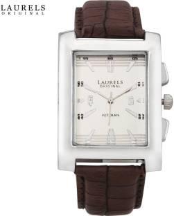 Laurels Lo-Imp-201 Imperial Analog Watch (Lo-Imp-201)