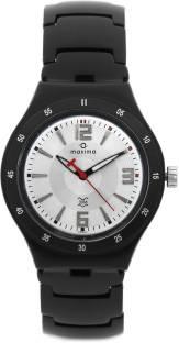 Maxima 29940CMGB Attivo Analog Silver Dial Men's Watch (29940CMGB)