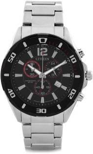 Citizen AN7110-56F Analog Black Dial Men's Watch (AN7110-56F)