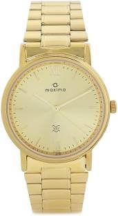 Maxima 29252CMGY Analog Men's Watch