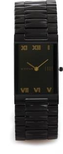 Titan Edge NH1296NM01 Analog Black Dial Men's Watch (NH1296NM01)