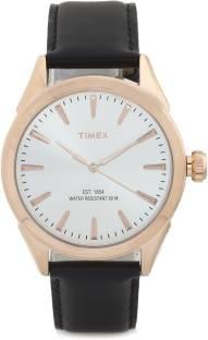 Timex TW000Y900 Fashion Analog Silver Dial Men's Watch (TW000Y900)