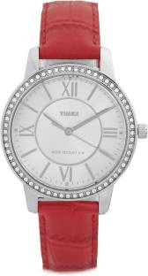 Timex TW000Y804 Fashion Analog Silver Dial Women's Watch (TW000Y804)