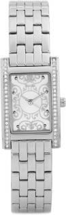 Timex TW000Y703 Fashion Analog Silver Dial Women's Watch (TW000Y703)