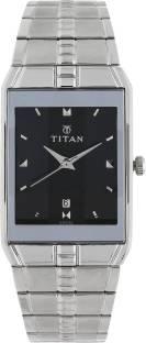 Titan Karishma NH9151SM02A Analog Black Dial Men's Watch (NH9151SM02A)