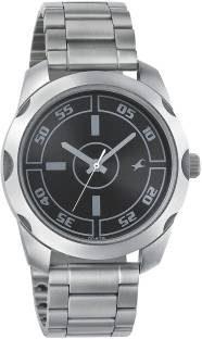 Fastrack NG3123SM01 Casual Analog Black Dial Men's Watch (NG3123SM01)