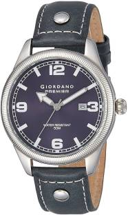 Giordano P170-02 Navy Blue Analog Men's Watch (P170-02)
