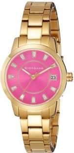 Giordano 2700-44 Pink Dial Quartz Women's Watch (2700-44)