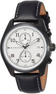 Giordano 1683-04 White Dial Chronograph Men's Watch