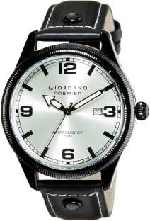 Giordano P170-04 White Dial Analog Men's Watch (P170-04)