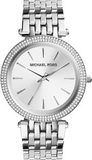 Michael Kors MK3190 Silver Dial Analog Women's Watch
