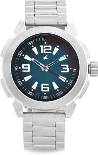 Fastrack NG3130SM02 Animal Black Dial Instinct Analog Watch (NG3130SM02)