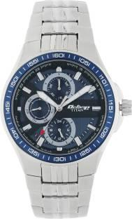Titan Octane 90041KM02J Navy Multi Coloured Men's Watch (90041KM02J)