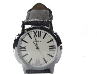 Timex TW00ZR102 Analog Silver Dial Men's Watch
