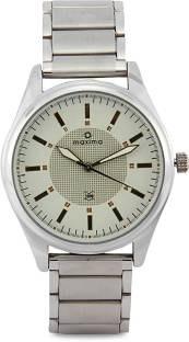 Maxima 35320CAGI Analog Multi Colour Dial Men's Watch (35320CAGI)
