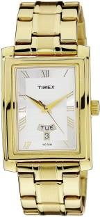 Timex TW000G712 Empera Analog Silver Dial Men's Watch (TW000G712)