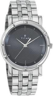 Titan Karishma NH1639SM02 Analog Black Dial Men's Watch (NH1639SM02)