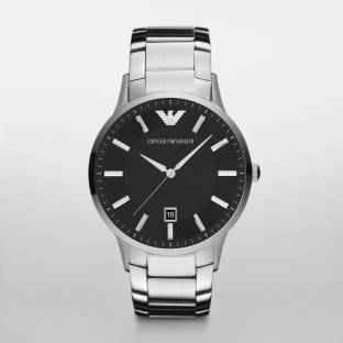 Emporio Armani AR2457 Black Dial Analog Men's Watch