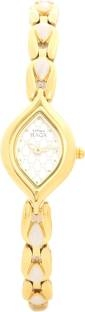 Titan NH2012YM05 Analog White Dial Women's Watch (NH2012YM05)