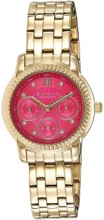 Giordano P2045-22 Pink Dial Analog Women's Watch (P2045-22)