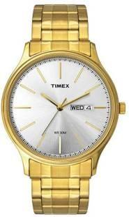 Timex TW0TG5902 Analog Silver Dial Men's Watch (TW0TG5902)