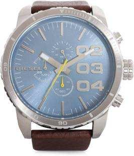 Diesel DZ4330 Chronograph Blue Dial Men's Watch (DZ4330)
