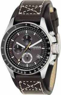 Fossil CH2599I Decker Chronograph Brown Dial Men's Watch (CH2599I)