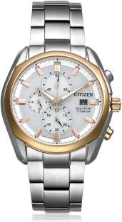 Citizen Eco-Drive CA0024-55A Analog Watch (CA0024-55A)