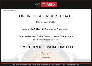 Timex TW000T121 Classics Analog Beige Dial Men's Watch (TW000T121)