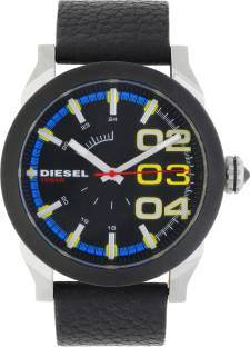 Diesel DZ1677 Black Analog Men's Watch