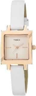 Timex TWEL11203 Fashion Analog Silver Dial Women's Watch (TWEL11203)