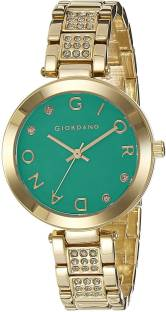 Giordano A2040-11 Green Dial Women's Watch (A2040-11)