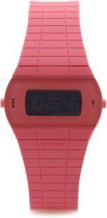 Fastrack 68001PP02J Casual Digital Black Dial Women's Watch (68001PP02J)